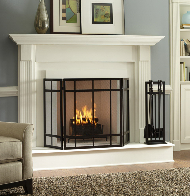 Gallery Category Indoor Classic Fireplaces